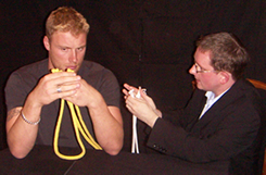 Magic Lessons - Teaching Andrew Flintoff